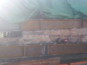 Steel Beam Augmentation (Structural Repairs)